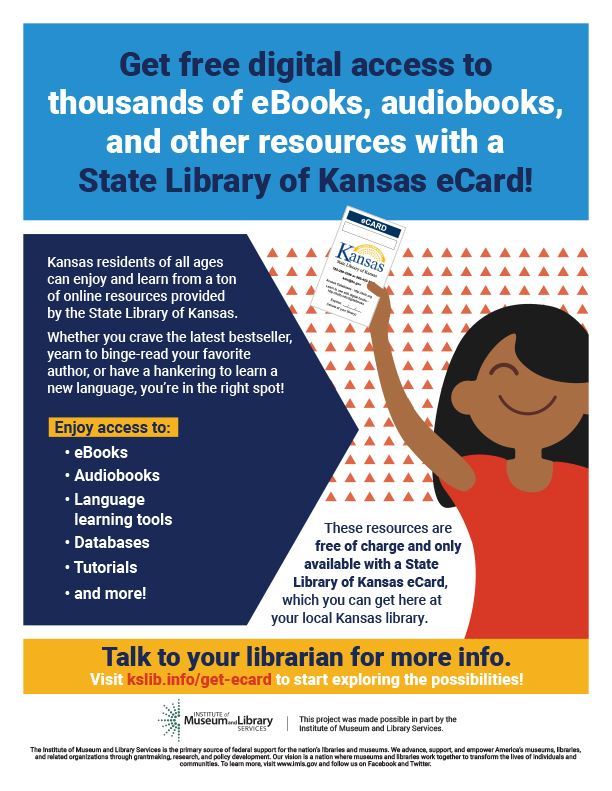 State Library of Kansas eCard
