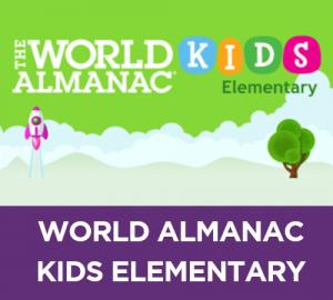 World Almanac for kids logo